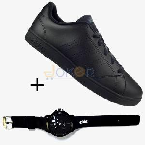 Pack sportif Baskets Adidas + Montre AD 70