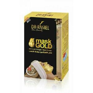 24 k gold collagen mask powder