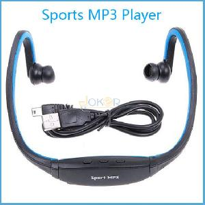 Casque MP3 sport