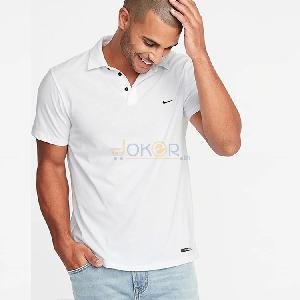 Polo sport chic blanc - Homme