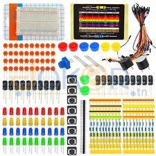 Electronic Components Fans Package Kit 02 with Breadboard,Wire for Arduino