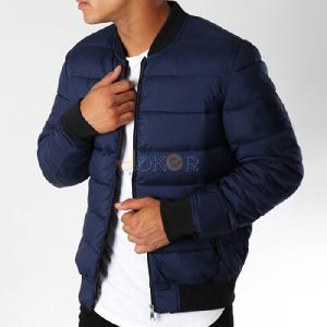 Bomber Navy pour homme