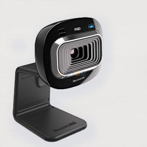 Webcam Microsoft HD 3000