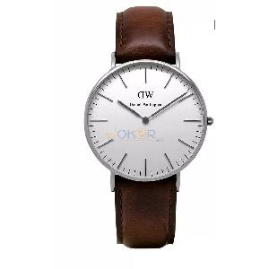 montre DW marron