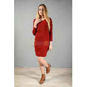 Robe red one rouge femme