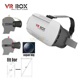 VR Box Super 3D reality virtuelle VR BOX 3D Lunettes