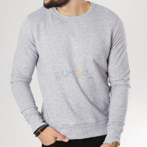 Sweater gris claire New Jersey by Chipie Bleue