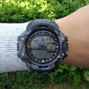 Montre waterproof 30 bar