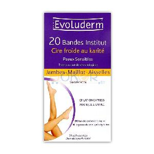 20 BANDES INSTITUT CIRE FROIDE AU KARIT? JAMBES