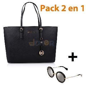 Pack fatale sac + lunettes