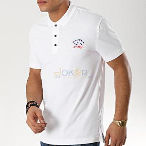 Polo sport chic blanc - P&S - Homme