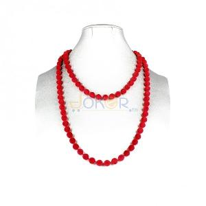 Collier Paris Hilton Rouge