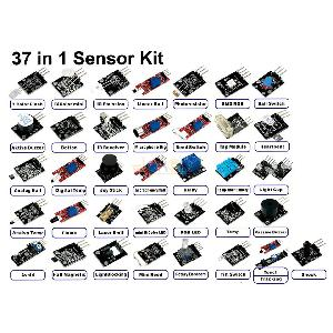 37 in 1 Sensor Module Shield Start Kit  for Arduino