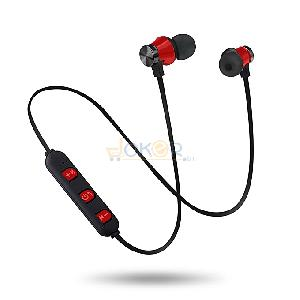 Ecouteur Bluetooth BS-01 Rouge