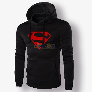 Sweater a capuche Superman Red One