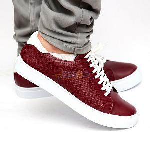 Chaussures pour homme Bronx 03 - Rouge