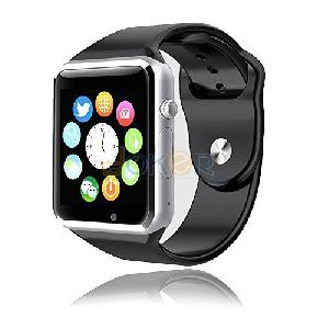 Smart Watch Phone avec Support SIM et Support Carte M?moire