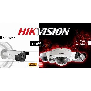 Camera 2 mpx HIKVISION