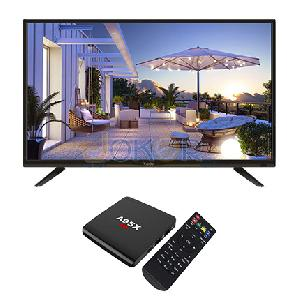 Pack TV Condor et Box Android A95x