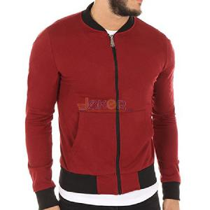 Gilet rouge en molleton by Chipie Bleue - Homme