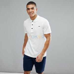 Polo blanc sport chic - Homme
