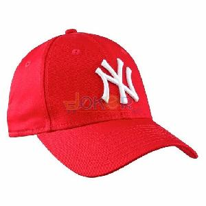 CASQUETTE NEW YORK YANKEES ROUGE B
