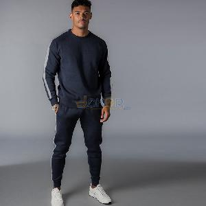 Jogging en molleton Super Team bleu marine - Homme